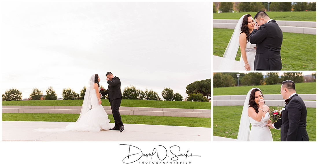 Black Tie Wedding at The Palm Event Center
