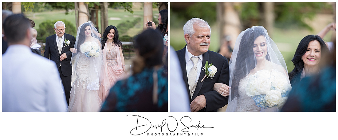 Photos of a Persian Wedding at The Club at Ruby Hill in California.
