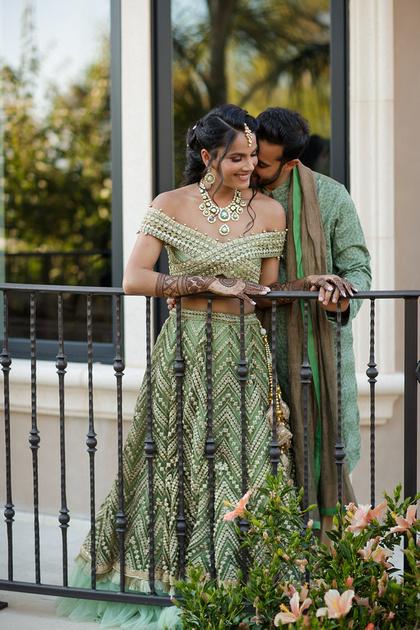 Anish & Mohini's Indian Wedding