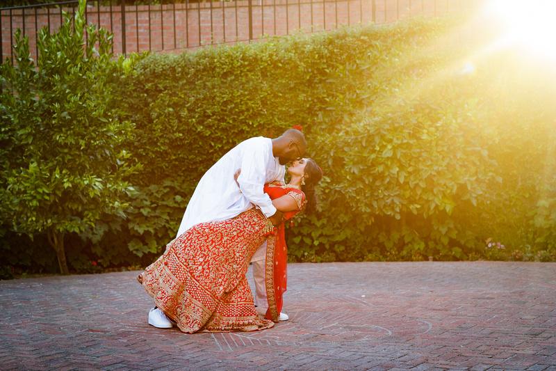 Nigerian Wedding Ceremony at Silverado Resort and Spa