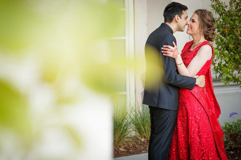 San Mateo Wedding