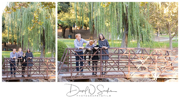 Mission Hills Park Family Session