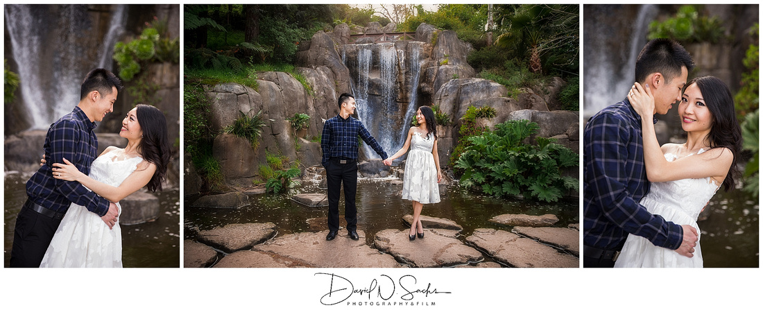 Stow Lake and Sutro Baths Engagement Photos