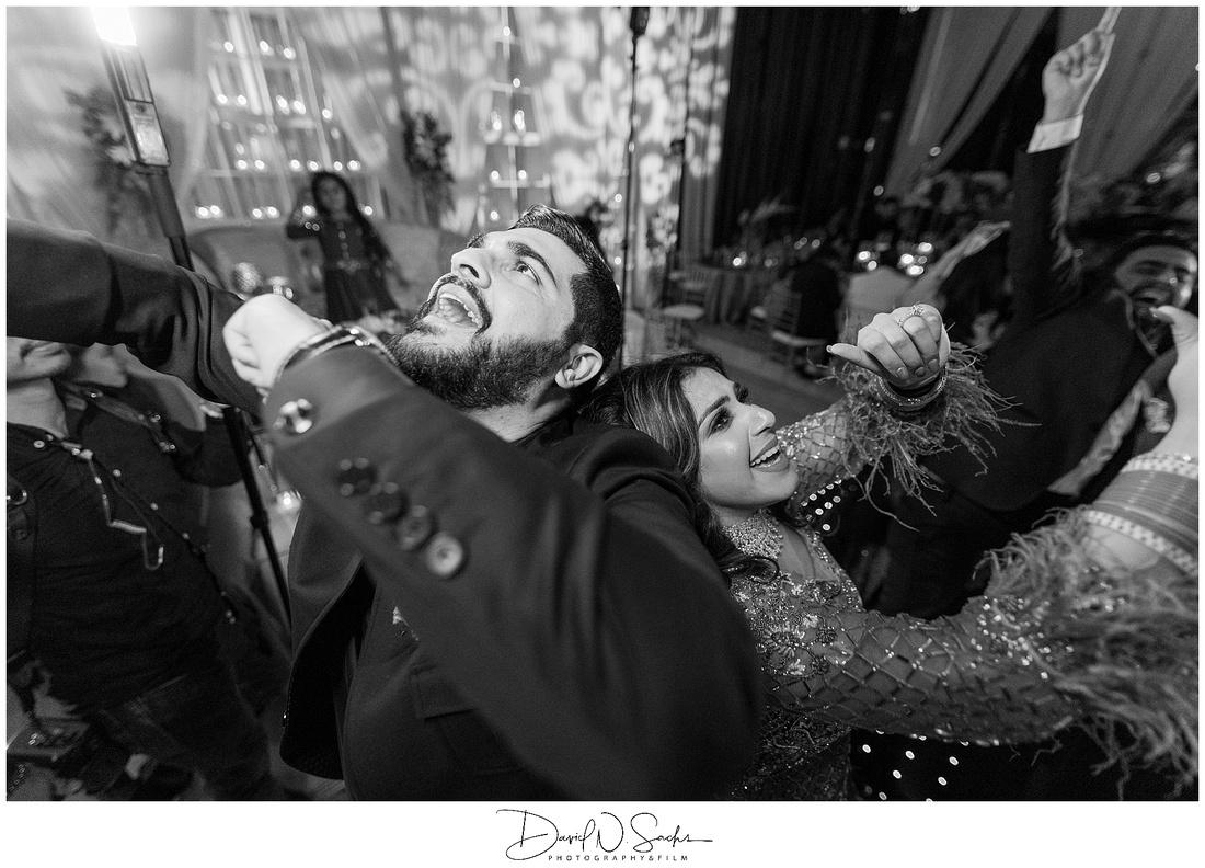 Epic Wedding Reception Photos from California