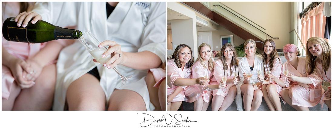 Spring Newport Beach Yacht Wedding Photos