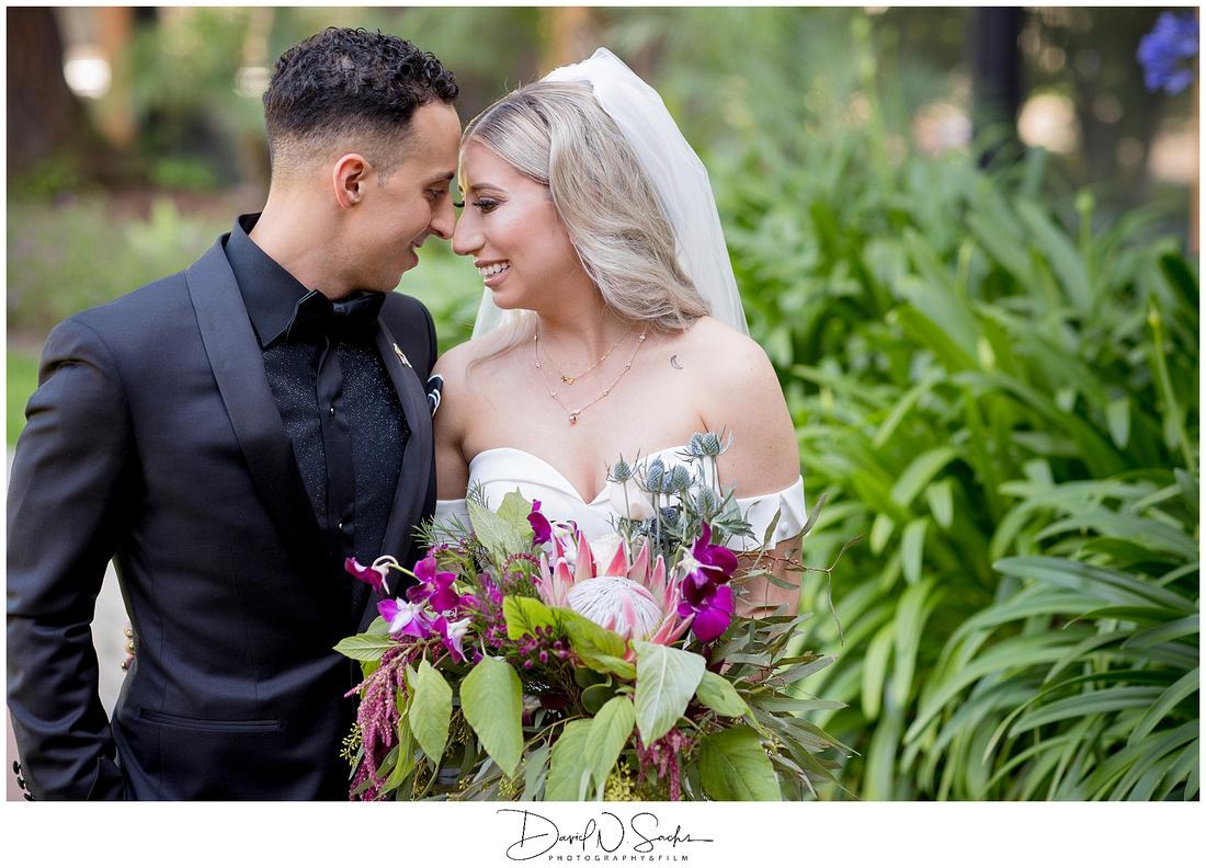 Celestial Themed Wedding Photos