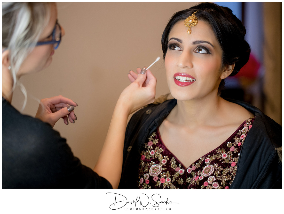 Hayes Mansion San Jose Indian Wedding by David N. Sachs photography