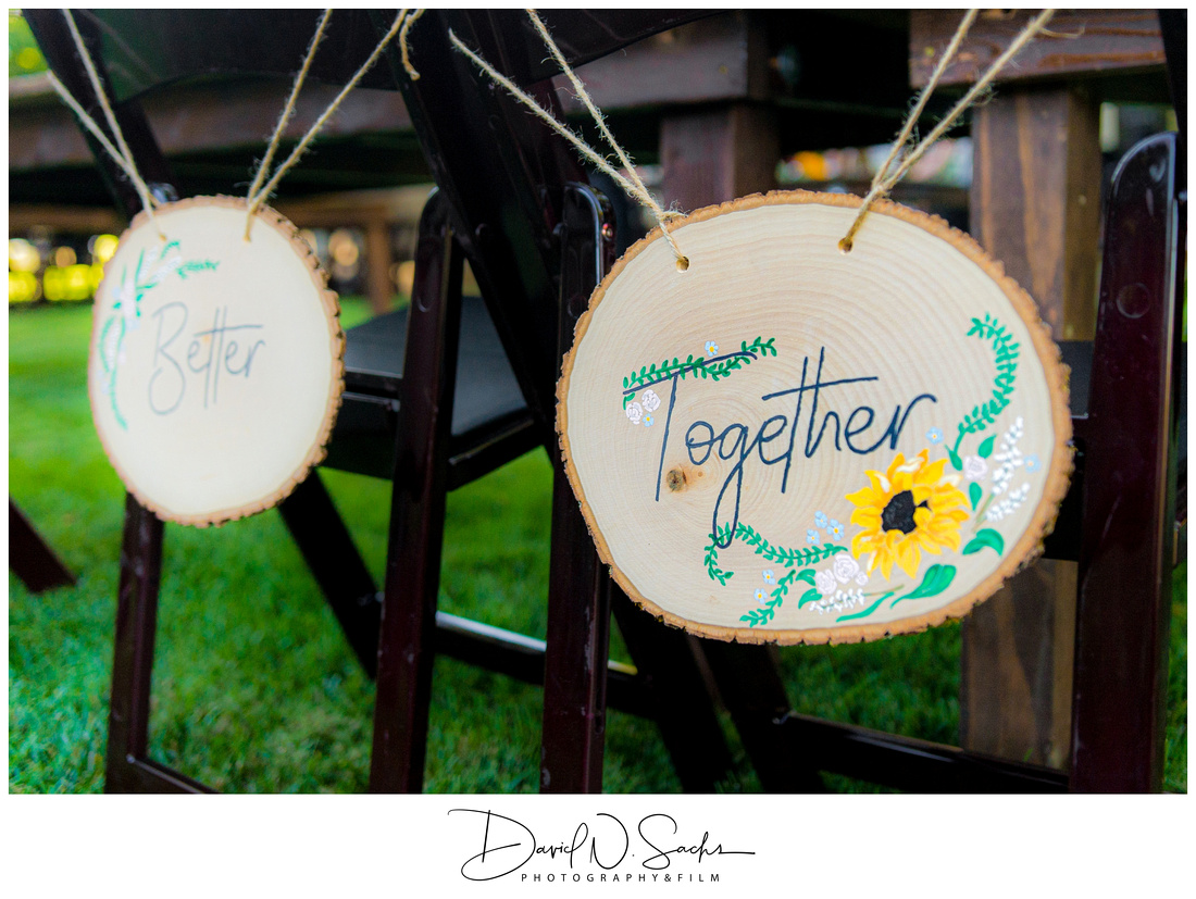 Rustic Farm Backyard Wedding