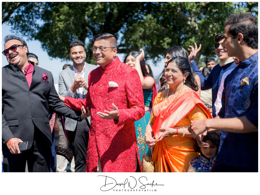Thomas Fogerty Winery Indian Wedding Wedding