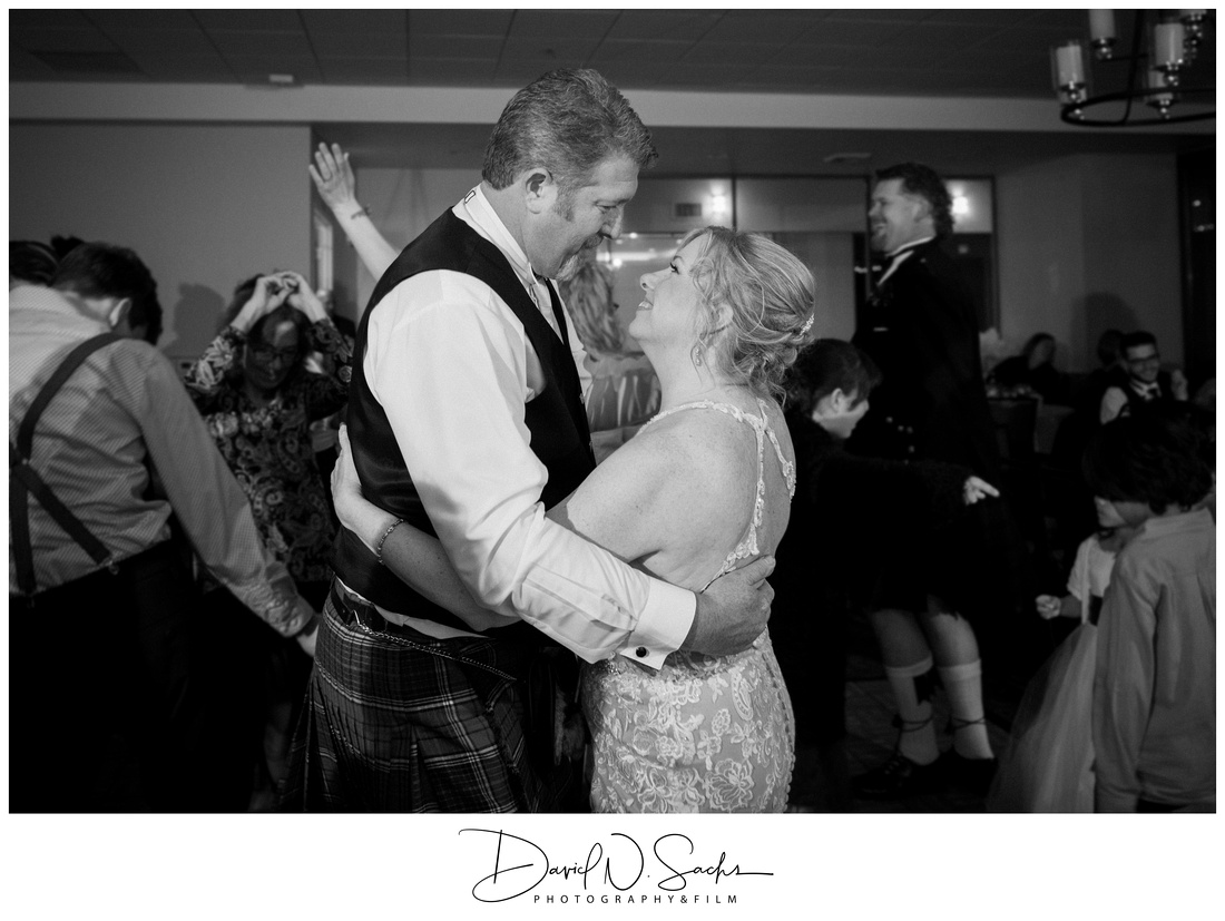 Scottish Inspired Wedding at Oakhurst Country Club