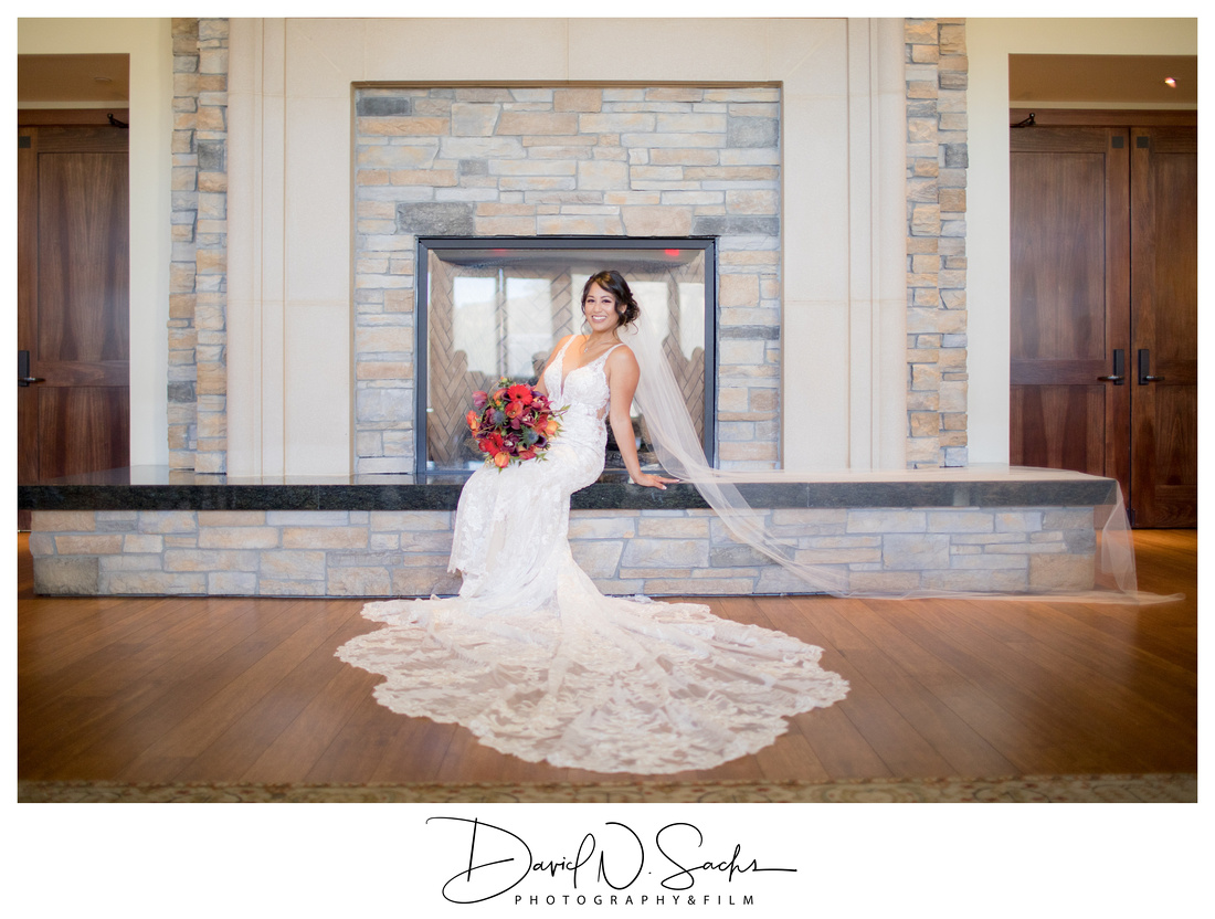 Peacock Gap Golf Course Wedding