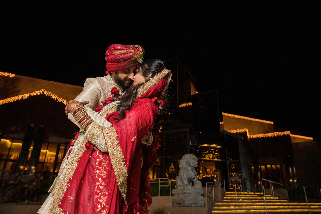 Castlewood Country Club Indian Wedding by David N. Sachs Photography