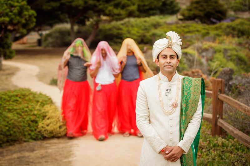 California Indian Wedding Photography