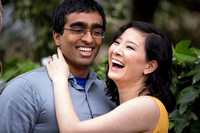 Sherry & Aneesh Engagement Session
